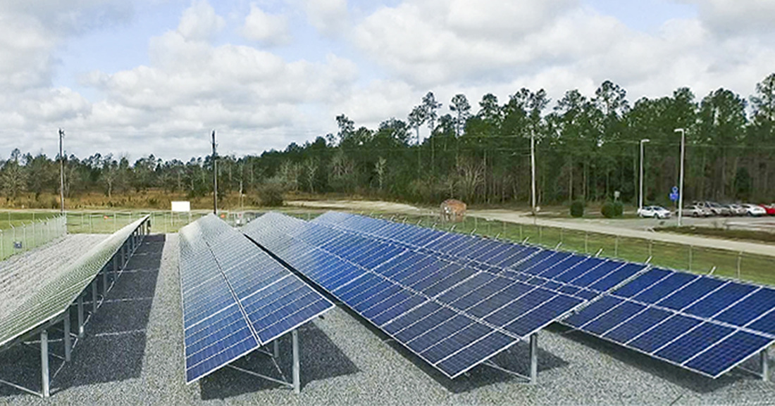 South Mississippi Electric (SME) Celebrated The First Solar Power  Generation Facilities On The Mississippi Gulf Coast In March With Ribbon  Cutting Events At ...