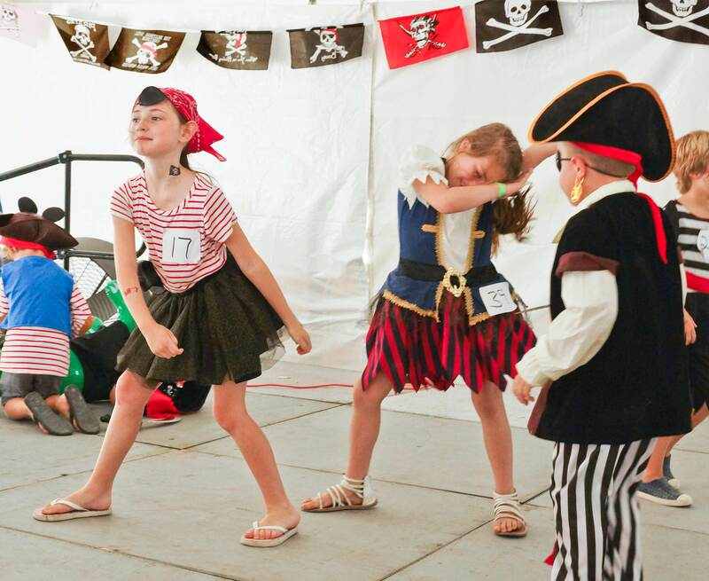 Bay St. Louis Pirate Day by Ellis Anderson